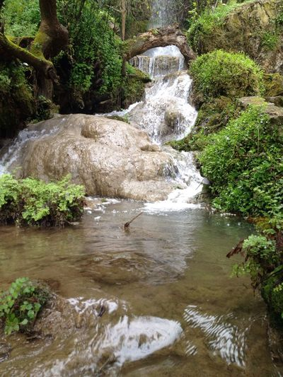 Art Is Everywhere Water Waterfall Nature River No People Outdoors Tree Beauty In Nature Day Calmness EyeEmNewHere Leiria Portugal