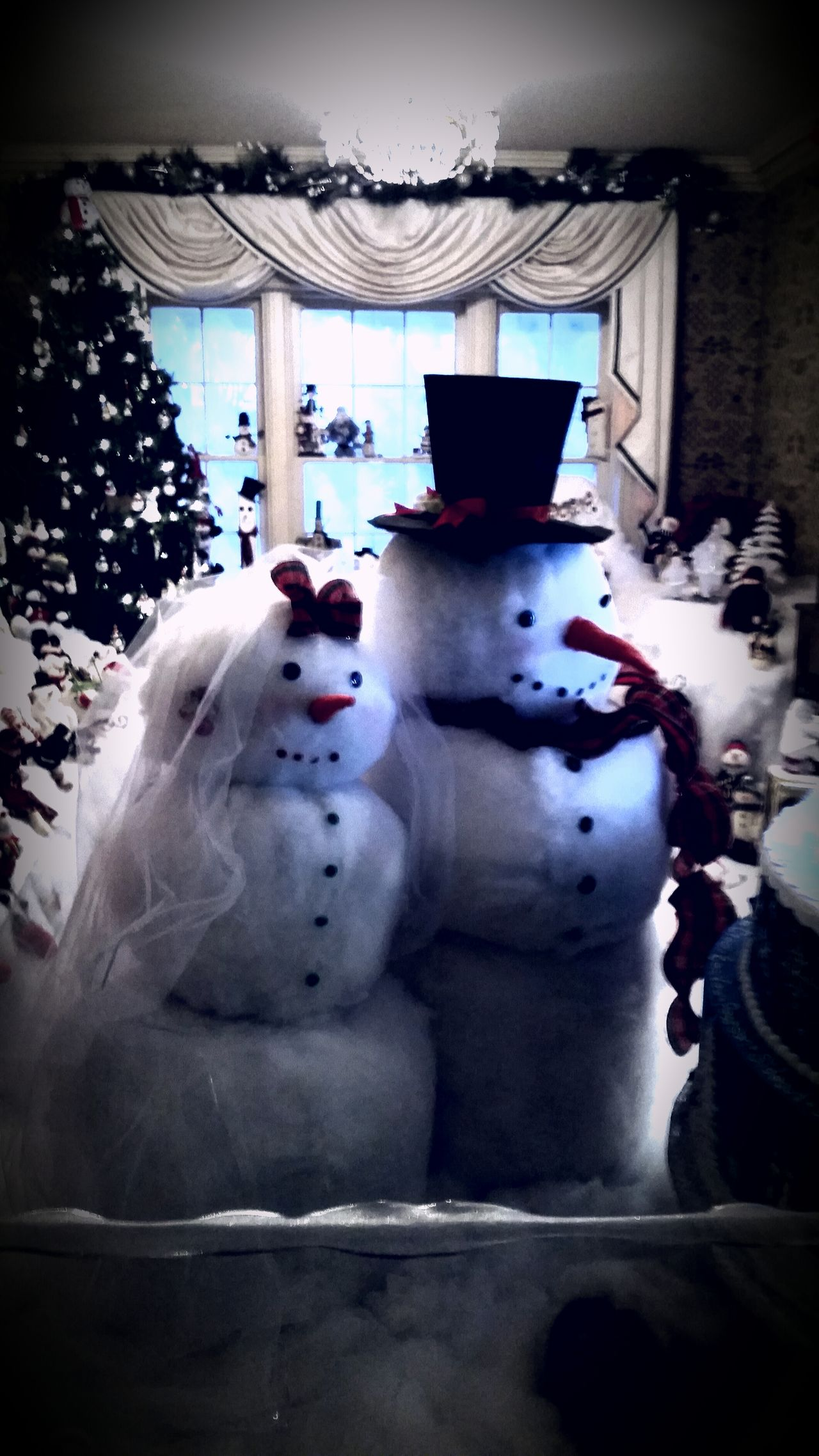 No People Indoors  Close-up Day Christmas Decoration Christmas Around The World Snowman⛄ Snowman Decoration Wedding Frosty ⛄ DreamSequence