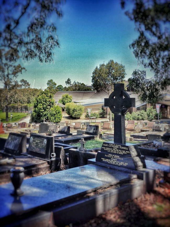 Cemetery Macquarie Park