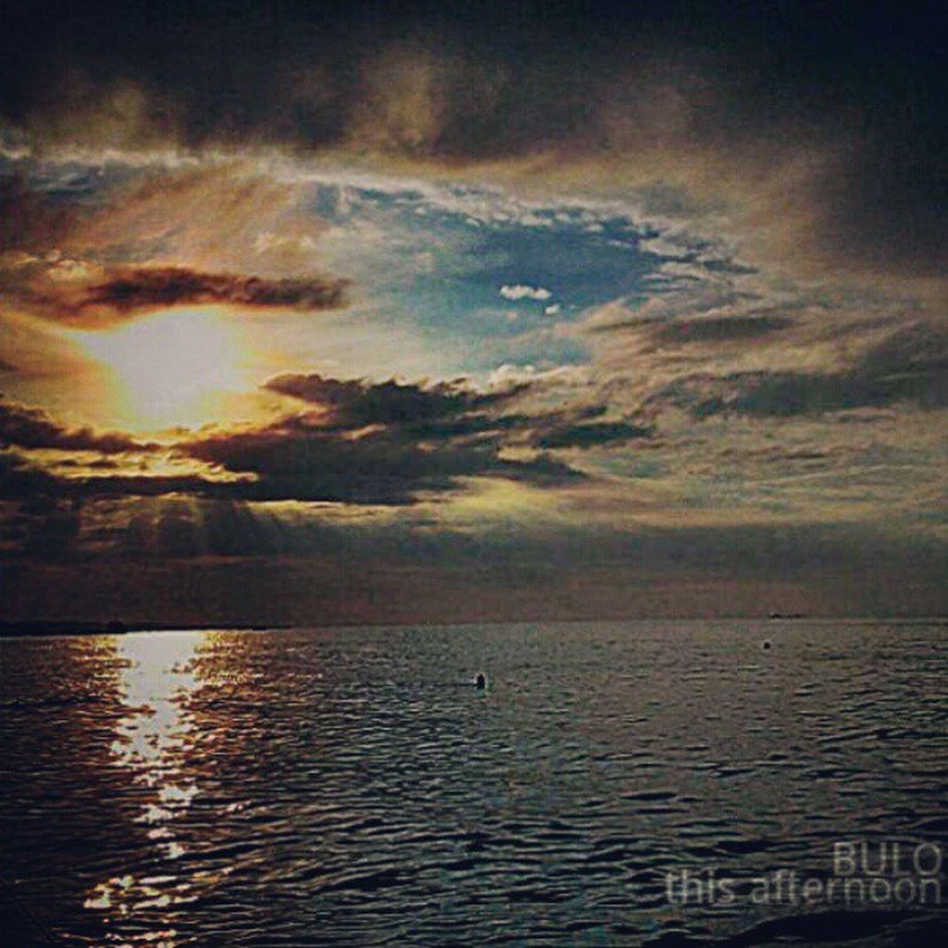 Bulo Beach This Afternoon almost sunset sky skyporn sea imanado Manado instagram instamanado instadonesia instandroid