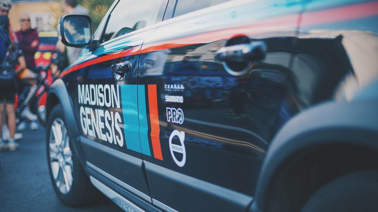 Genesis Madison Genesismadison Cycling Cyclinglife Cyclingphoto Volvo Volvocars Shimano Pro Professionalcycling