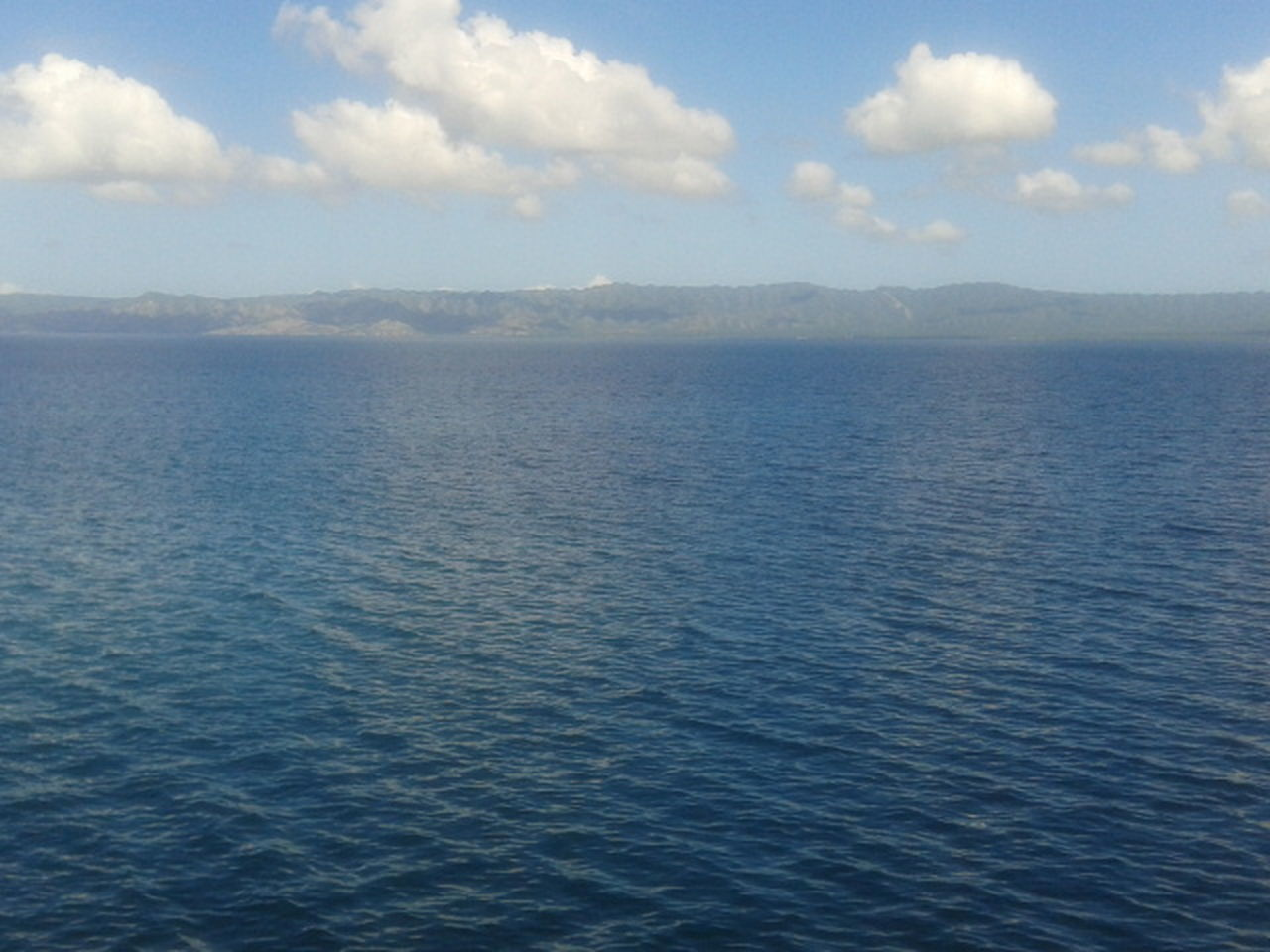 Cloud - Sky Nature Sea Tranquility Beauty In Nature Water Horizon Over Water Mochima Venezuela EyeEmNewHere The Great Outdoors - 2017 EyeEm Awards