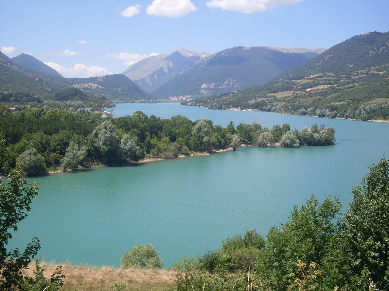 Beautiful stock photos of italien, Barrea, Beauty In Nature, Cloud - Sky, Day
