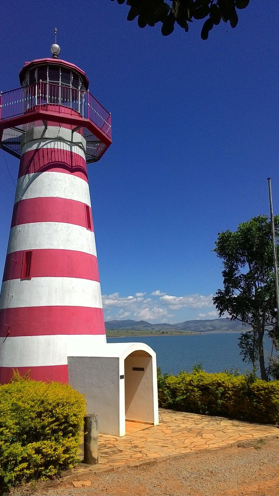 Lighthouse Lake Lakeshore Brazil