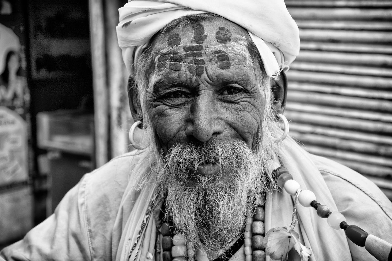 The Portraitist - 2015 EyeEm Awards India Rajasthan Rajasthani B&W Portrait Portrait Rickshaw Run 2015  Portrait Of A Man  Portraits Portraiture Portrait