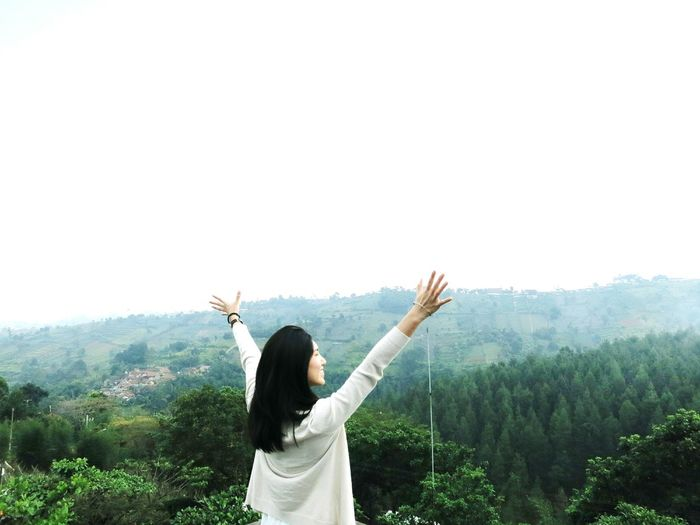 Capturing Freedom Landscape Scenery Trees Destress Green Green Green!  INDONESIA Traveling Relax Soothing