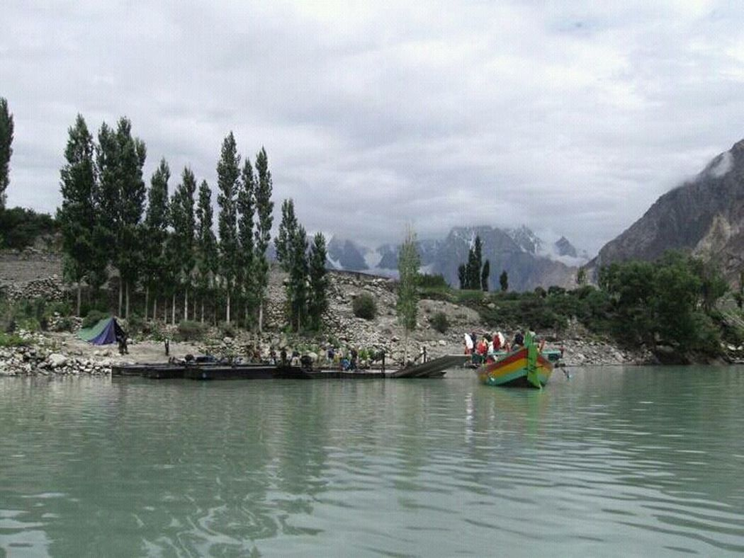Pakistani Travellet