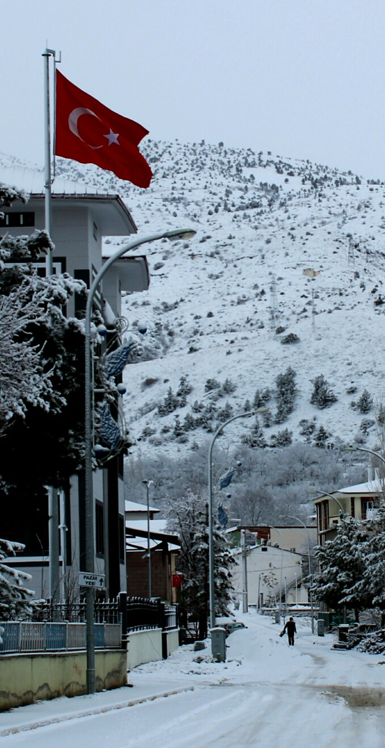 Kar Beyaz Huzur Manzara Doğa Sehir Doğal Güzellik şanlı Bayrak Canonphotography Canon EOS 600D White Snow Outdoors City Landscape Cityscape Mountain Winter Beauty In Nature EyeEm Gallery EyeEmBestPics EyeEm Best Edits Nature Photography EyeEm Nature Lover