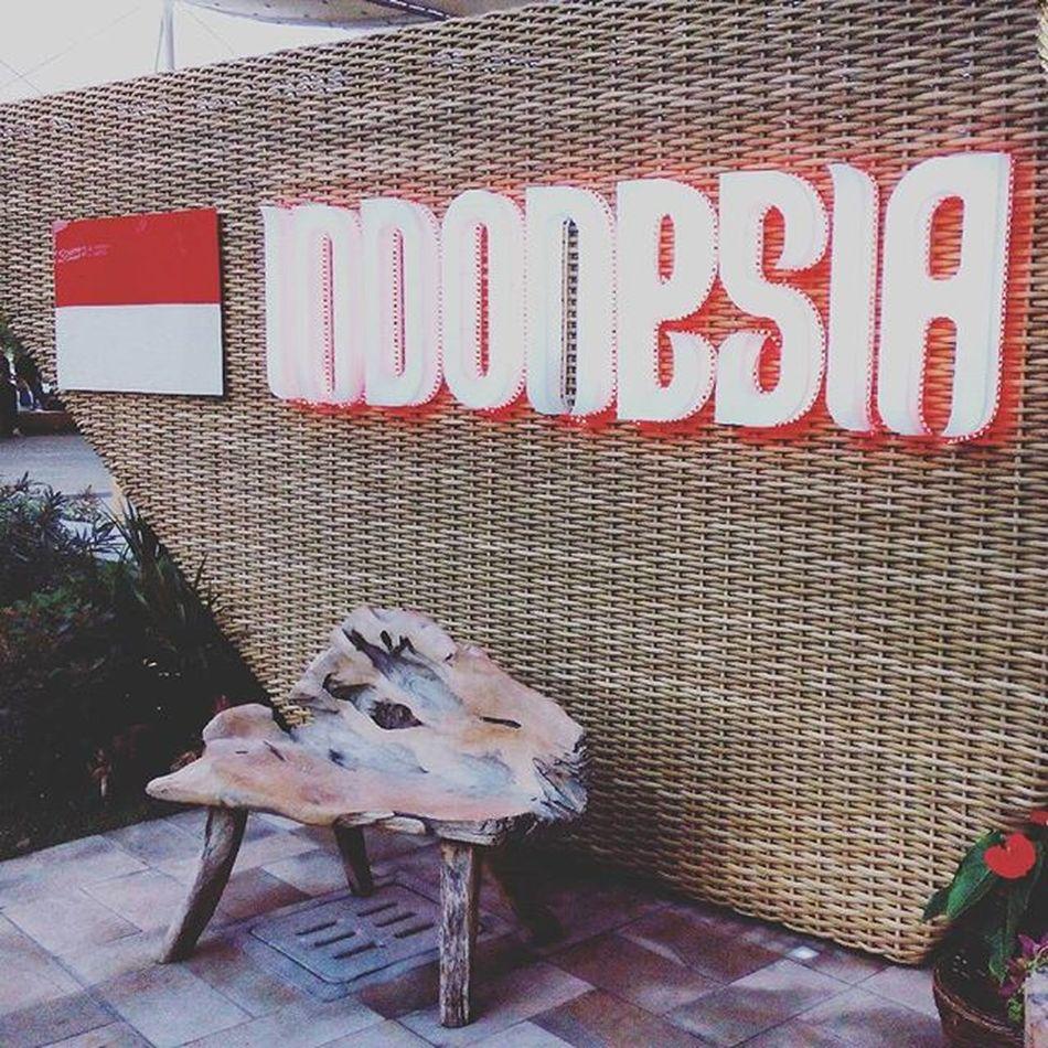 Italy Expomilano Expomilano2015 Expo 2015 Indonesiapavilion