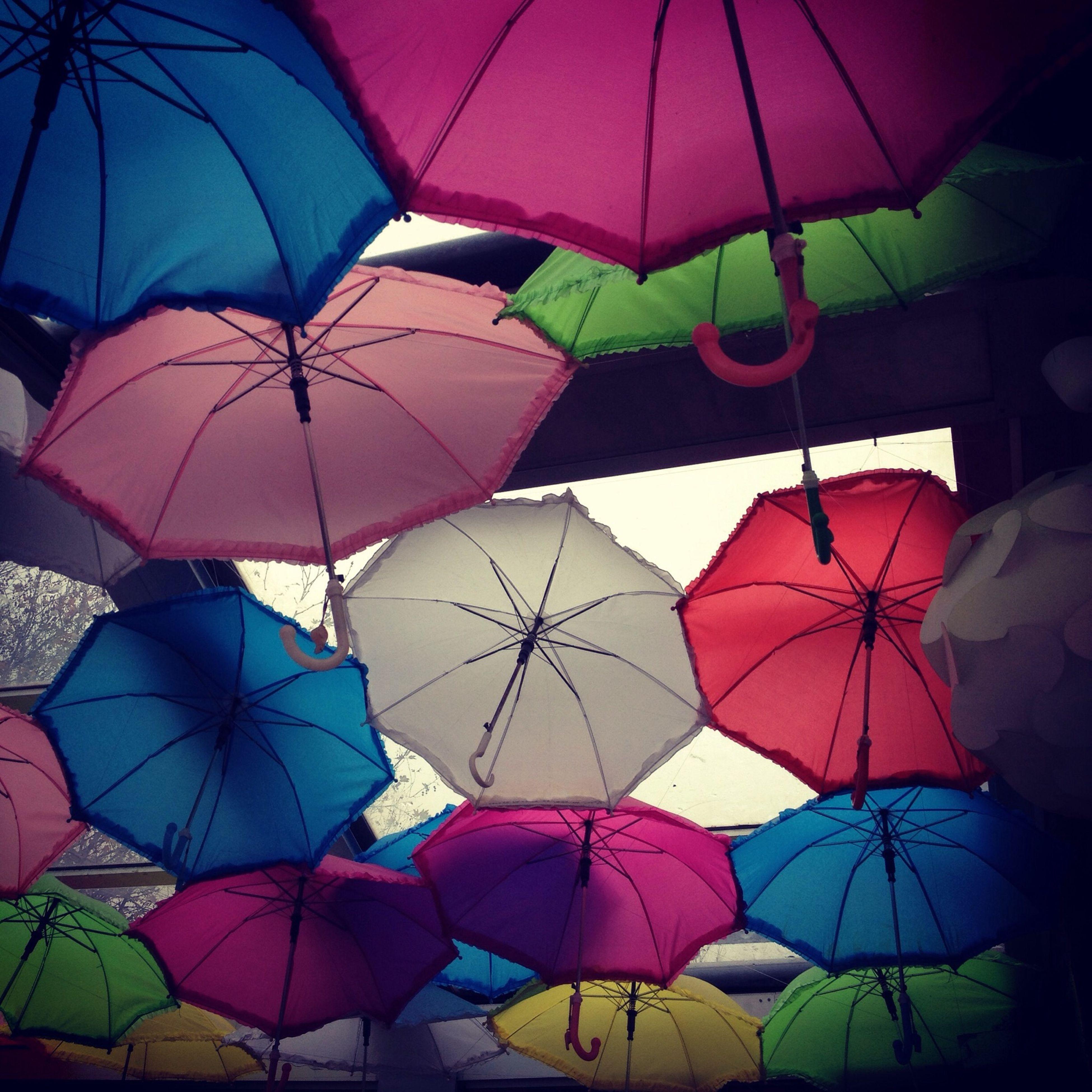 Istanbul Turkey Hello World umbrella