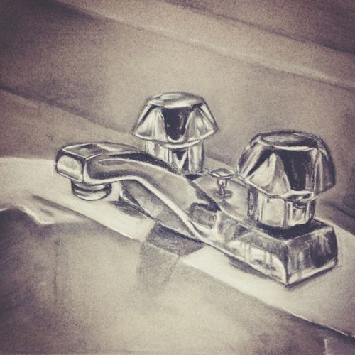 Charcoal | Drawing Charcoal