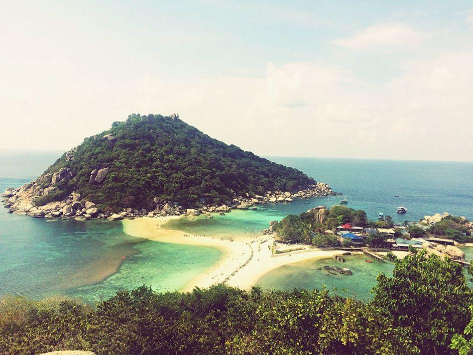 NangYuan Island is incredible. Koh Tao Koh Nangyuan Thailand Beautiful Amazingthailand Backpacking