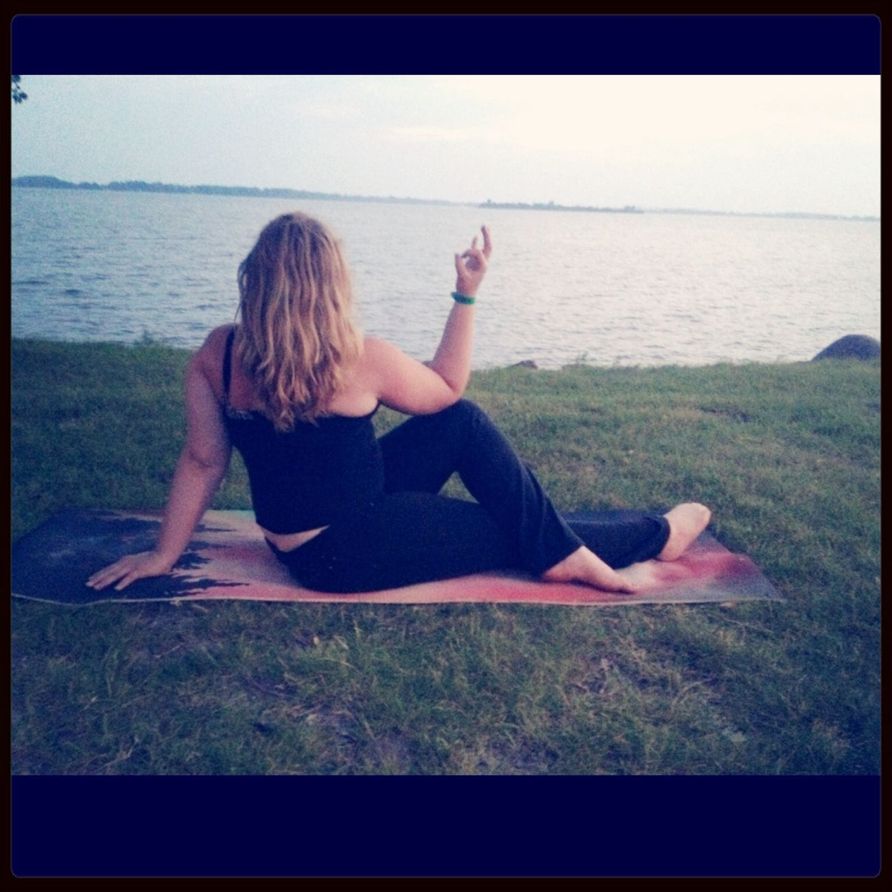 Yoga Yoga ॐ After Yoga Lake