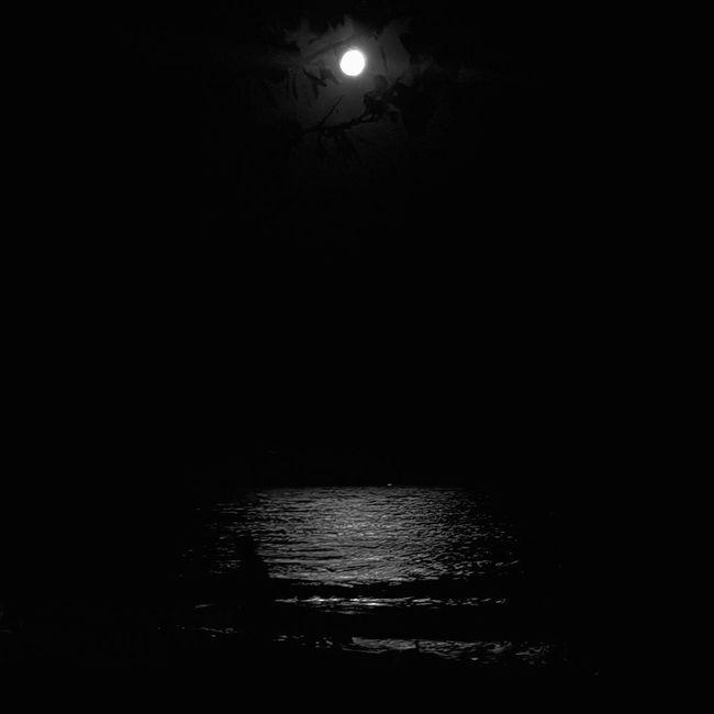Taking Photos Blackandwhitephotography Sea Night Photography Moonlight Streetphotography Beachphotography Photooftheday Night Photography Photographer