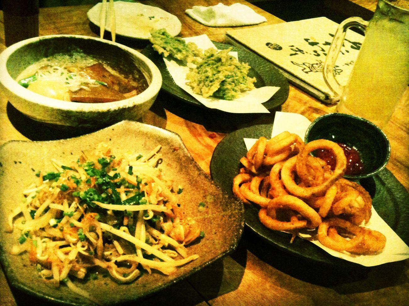 沖縄料理なう