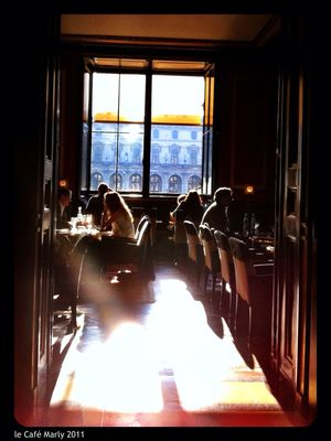 Lunch in Paris by Are Svensson