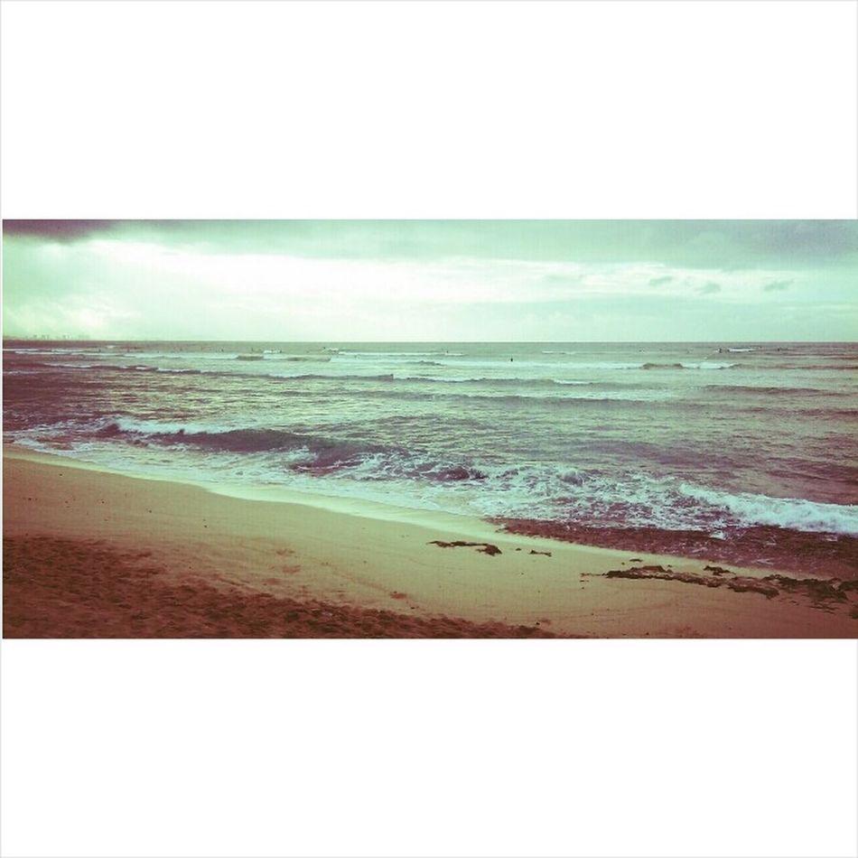white planes beach Haeaii Sea Breathin Sand Ocean Sea