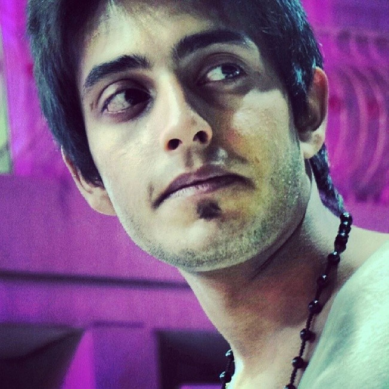 Me Thakkar Purplebackground Blackchain clickbysalahusman