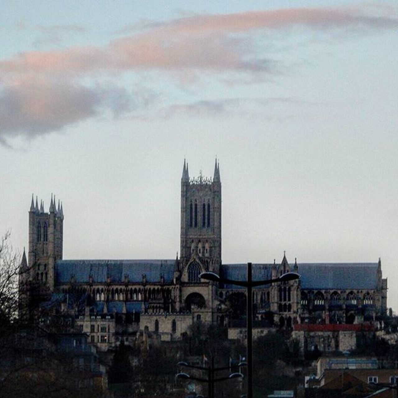 Lincoln Cathedral and the Oldbishopspalace coming over Pelhambridge www.facebook.com/melaniecycles Urbanphotography Photography Photos Lifethroughalens Nikon Cityscape Nikon_photography Nikons9900 Heritage Lincolnshire Architecture Evening Eveninglight Clouds Appreciatebeauty Urbanbuilding History