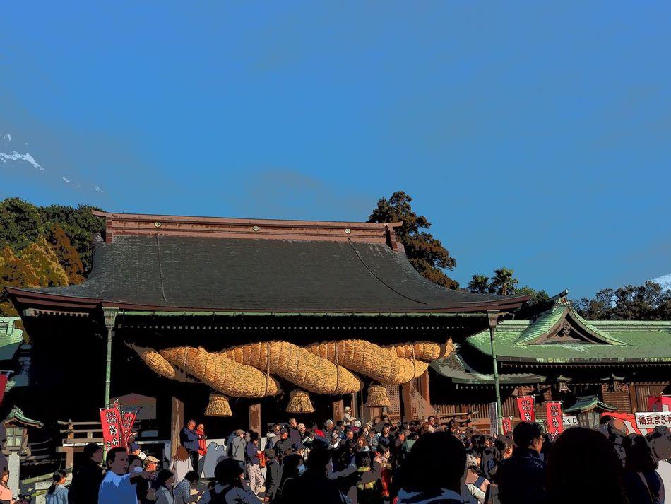 節分祭 宮地嶽神社 Temple EyeEm Best Shots Japan