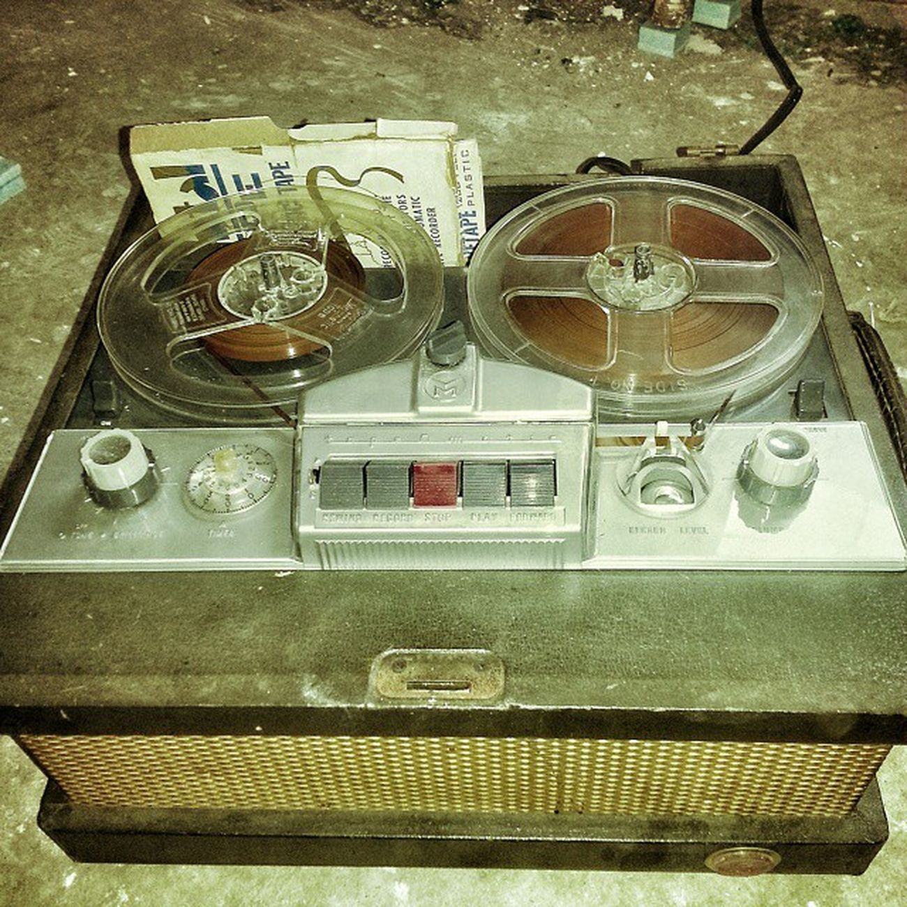 Reeltoreel Vintage Antique