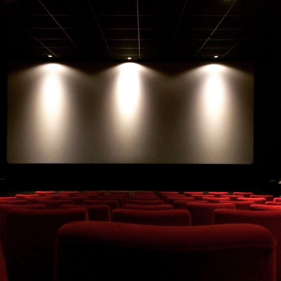 MOVIE Movie Theater Seat Empty Indoors  Chair Cinema Bioscope Film Industry Bioscoop Belgium