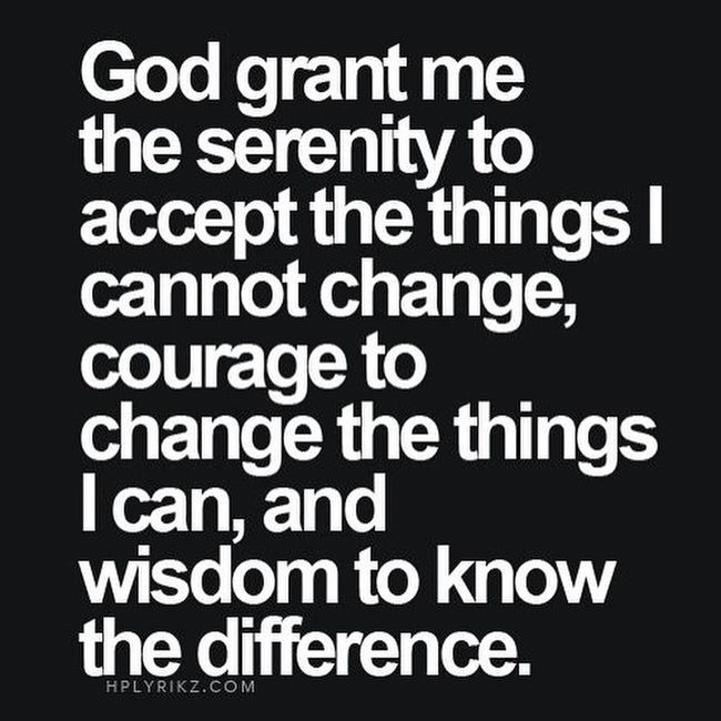 Serenity Courage Wisdom Serenityparayer Alcoholicsanonymous Narcoticsanonymous Recovery Doncorpus @doncorpus