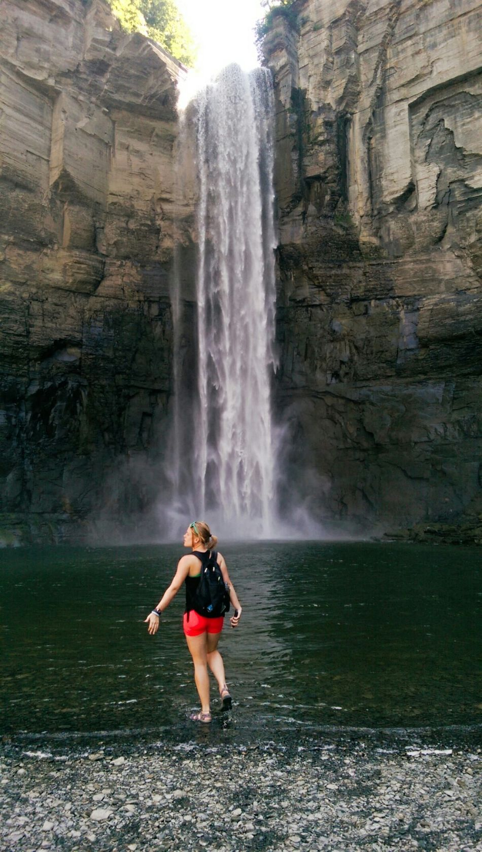 Taughannock Falls State Park Waterfalls Waterfall_collection Nature Nature_collection Naturegirl Hiking Exploring Upstateny