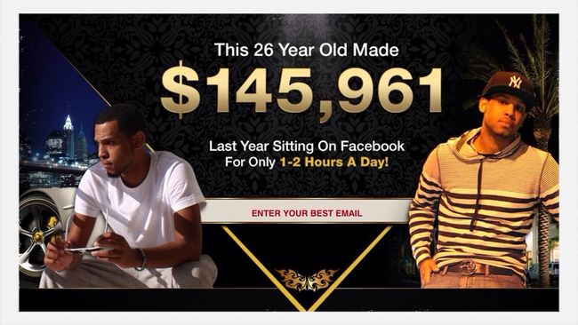 find out how my friend greg makes over 140,000 dollars a month.. inbox me...