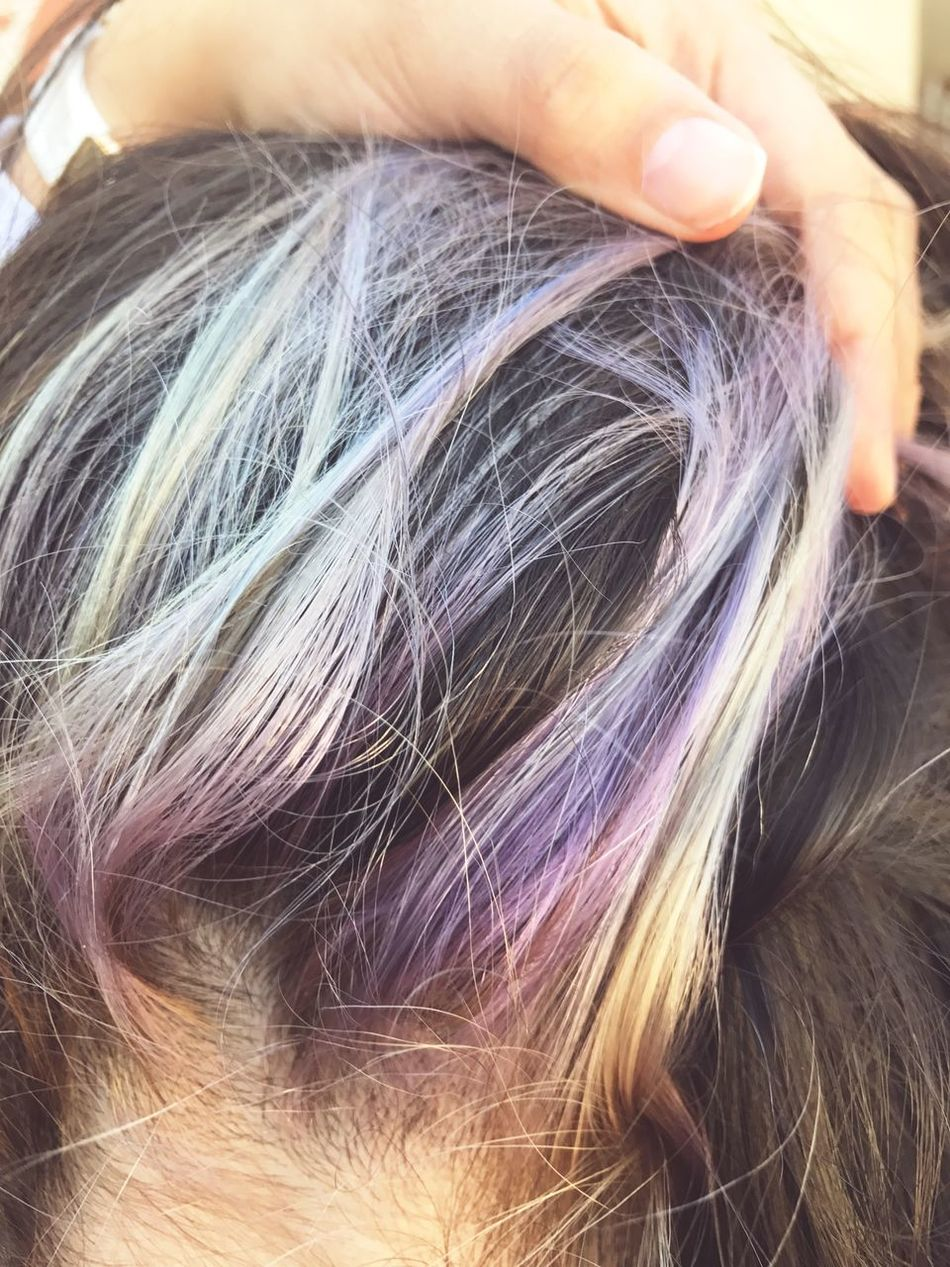 Yes, I'm an unicorn 🦄 Colorful Haircolor Other Perspectives Future Vision