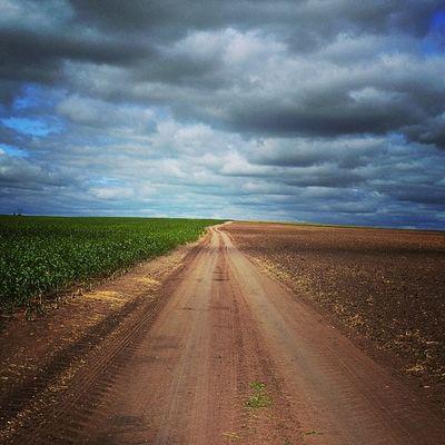 татарстан Road Beautifulrussia Sky landscape summer blue goodvied green instaday wind hashtags july Дорога...