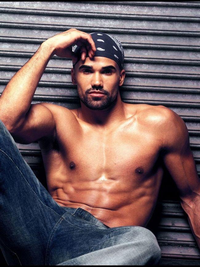 Gosh Damn Hes Hot!