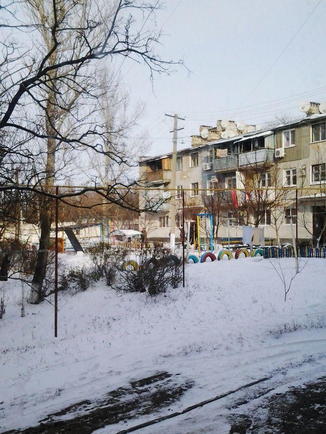 Kulish Ukraine_art Relaxing Holiday Winter Snow ❄