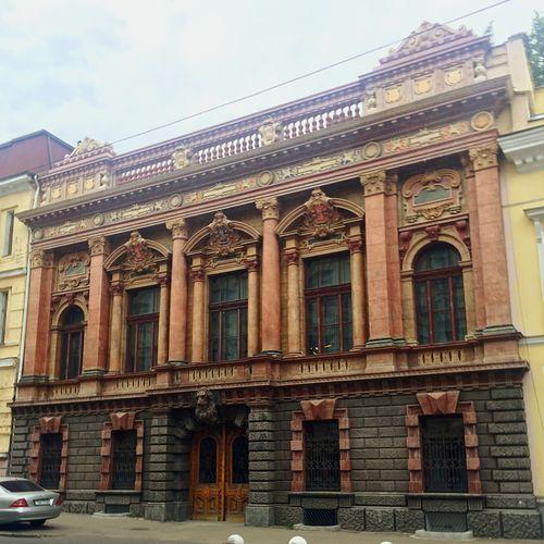 Odessa,Ukraine Одесса-мама дом ученых Scientific Palace Старая Одесса Ancient Odessa Ancient Architecture Downtown