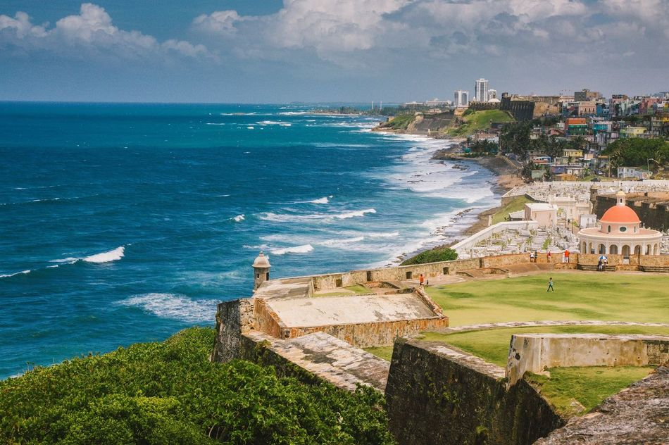 Beautiful stock photos of puerto rico, Architecture, Beauty In Nature, Building Exterior, Built Structure