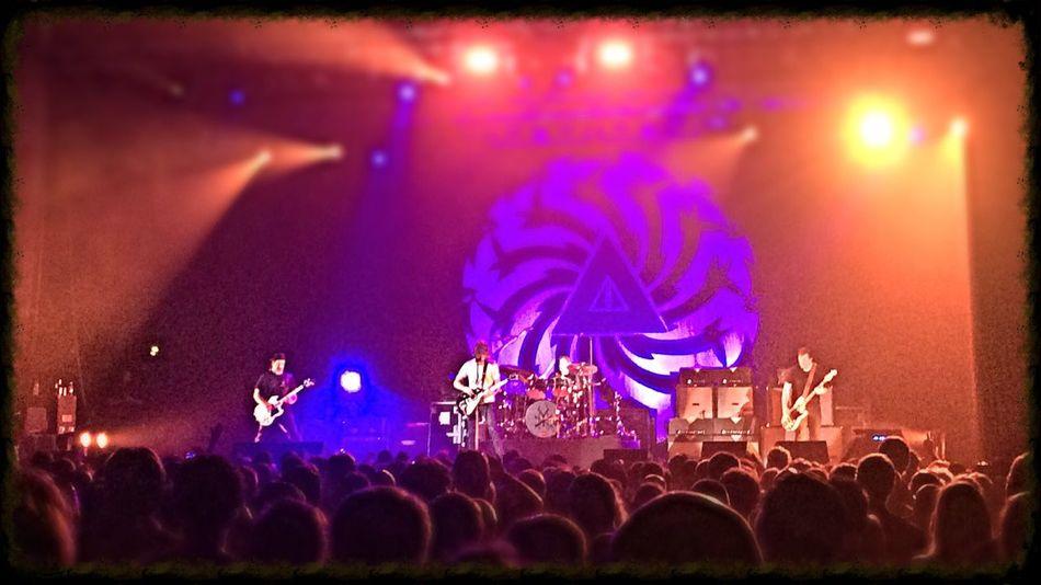 And it was Soundgarden!! Concert Hard Rock Enjoying Life