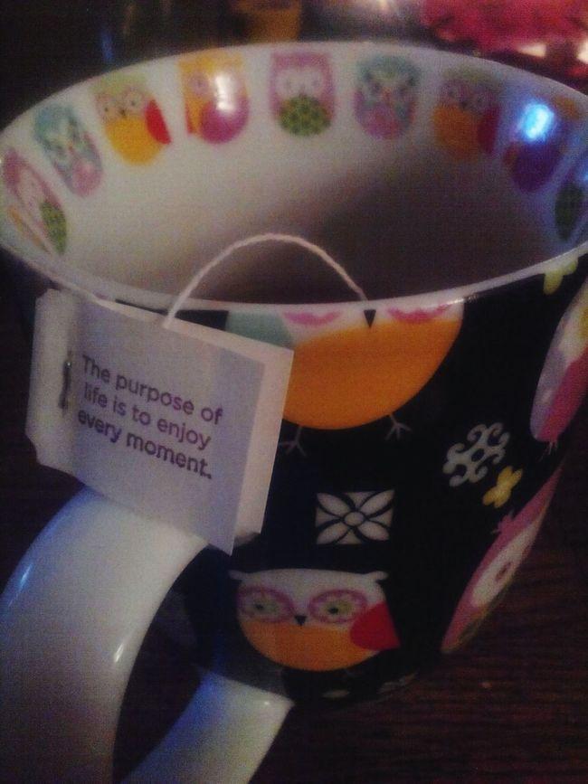 2AM Tea Allnighters Enjoying Life Joy Mug Tea Inspired Inspiring Carpe Diem Relaxing Taking Photos Candle