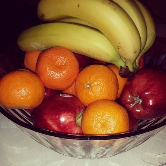 Fruit and basketball Thatsmylife