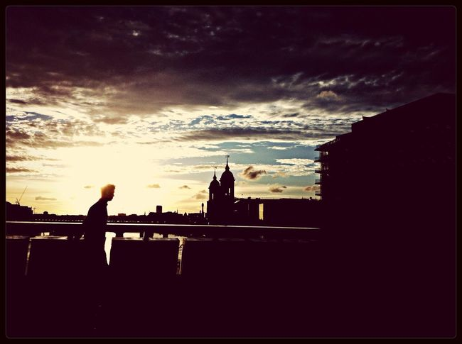 Sunset Street Photography Cityscapes Journey Into The Dark world
