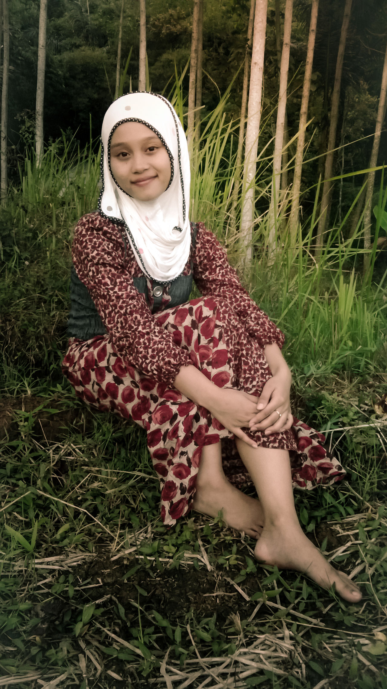 bogor Girl Village Natural Beauty Pure And Nature