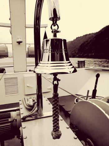 Nautical Vessel Transportation Water River Rhein Germany