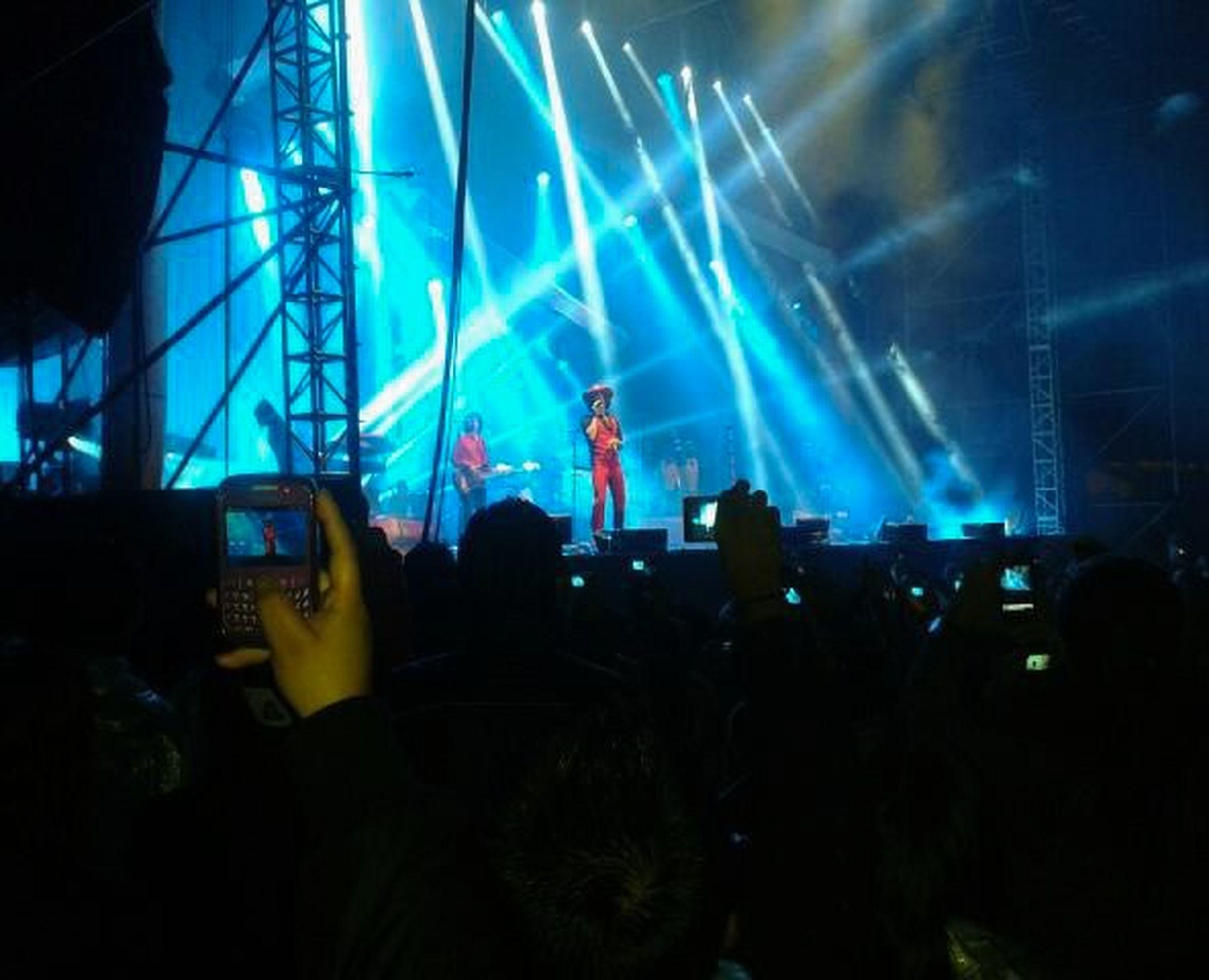 The Fan Club Taking Photos Concert Photography Enrique Bunbury Puebla LicenciadoCantinas OpenEdit