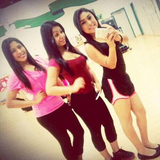Dance class ^~^