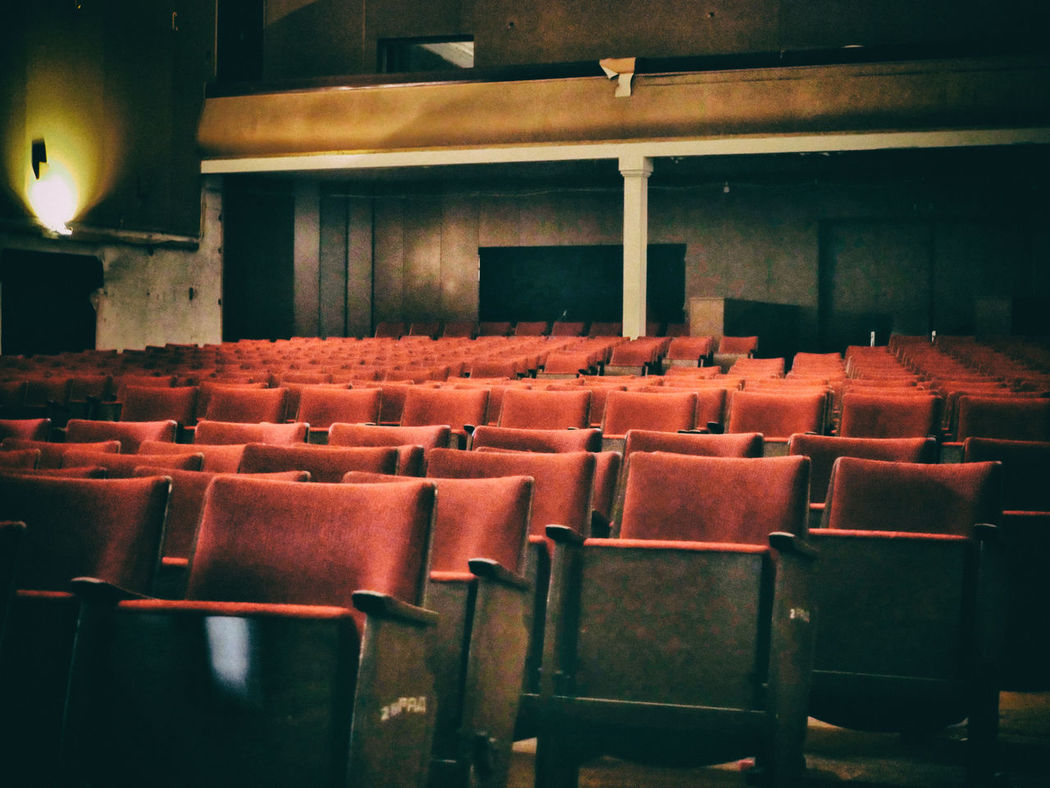 Abandoned & Derelict Abandoned Buildings Cinema Cinema Chairs Theater Theatre Urbex Urbexphotography