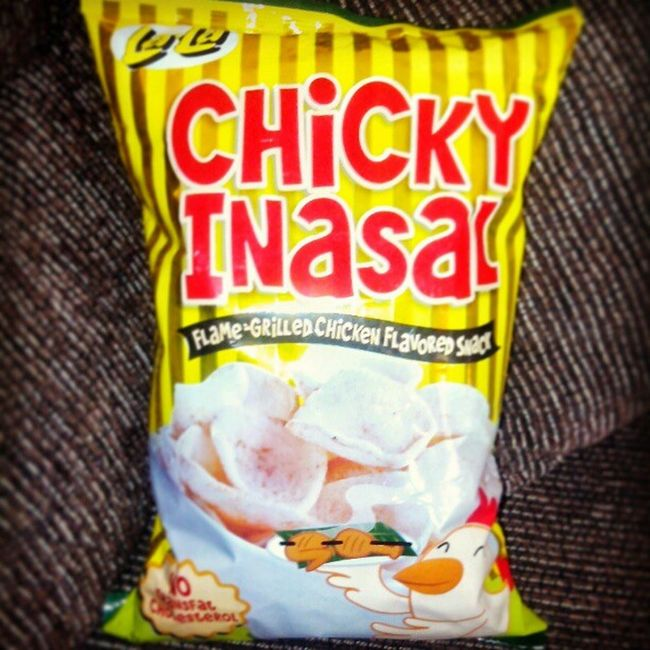 Masarap din naman. :) Lala ChickyInasal TamangMiryendaLang Foodstagram GoodTimes IGers