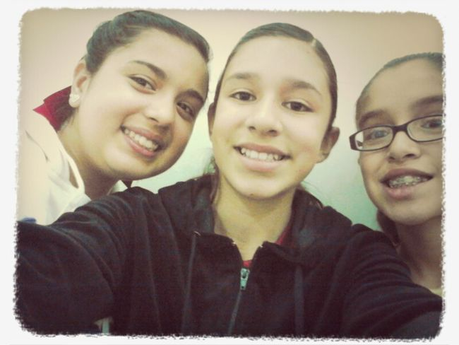 At the basketball game yesterday!!:)