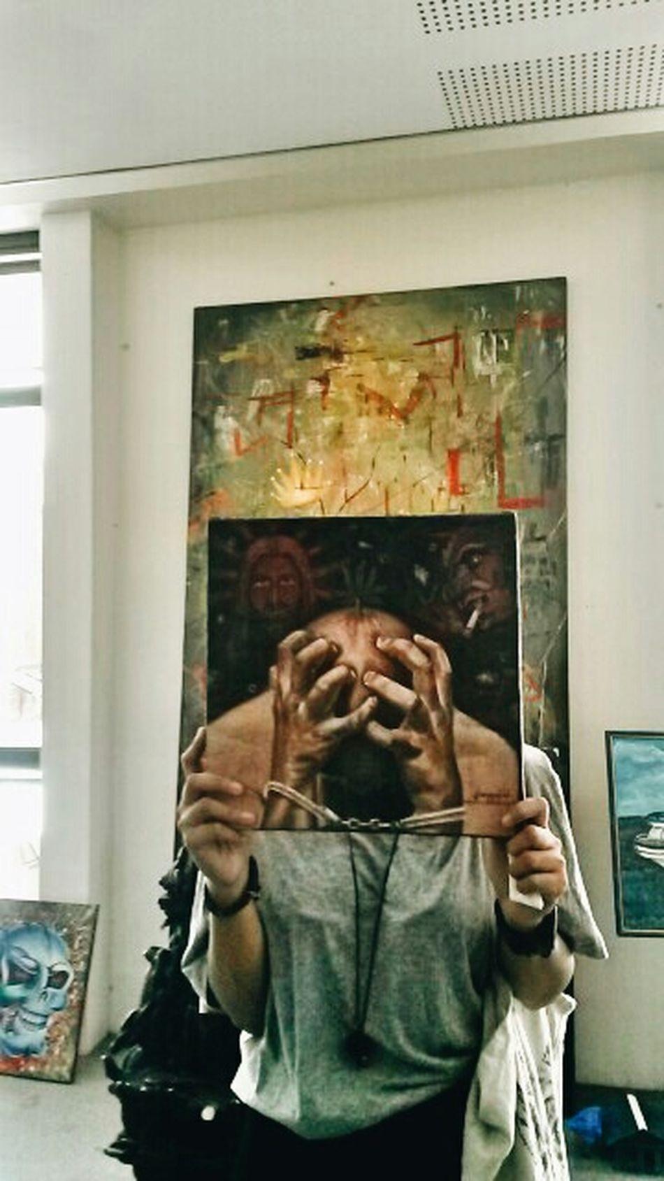 040815 Art Exhibit
