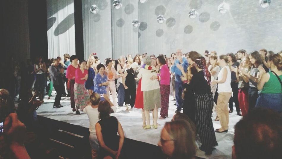 Contemporary Dance Summer Festival Korean Artist❤ Eun me Ahn