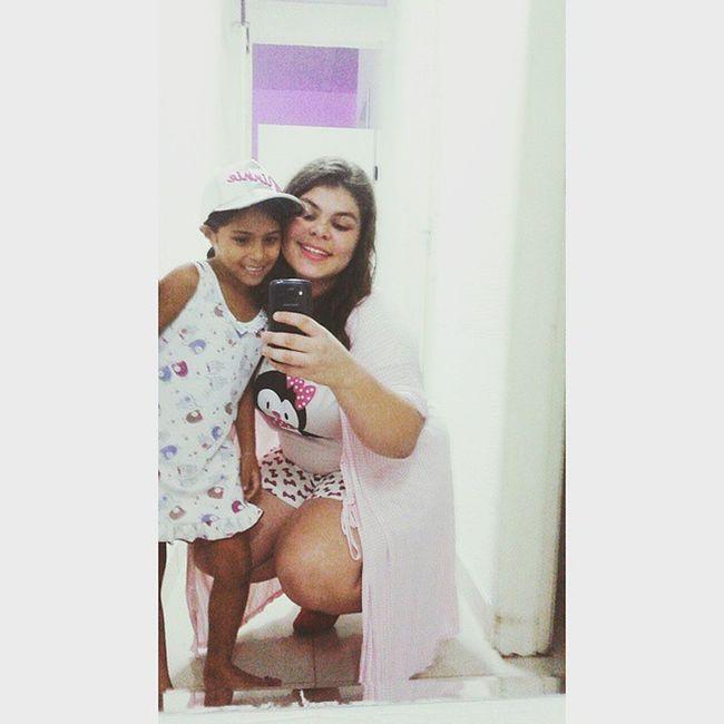 Princesa linda da tia ♡♡ Mariajulia JáTôComSaudade
