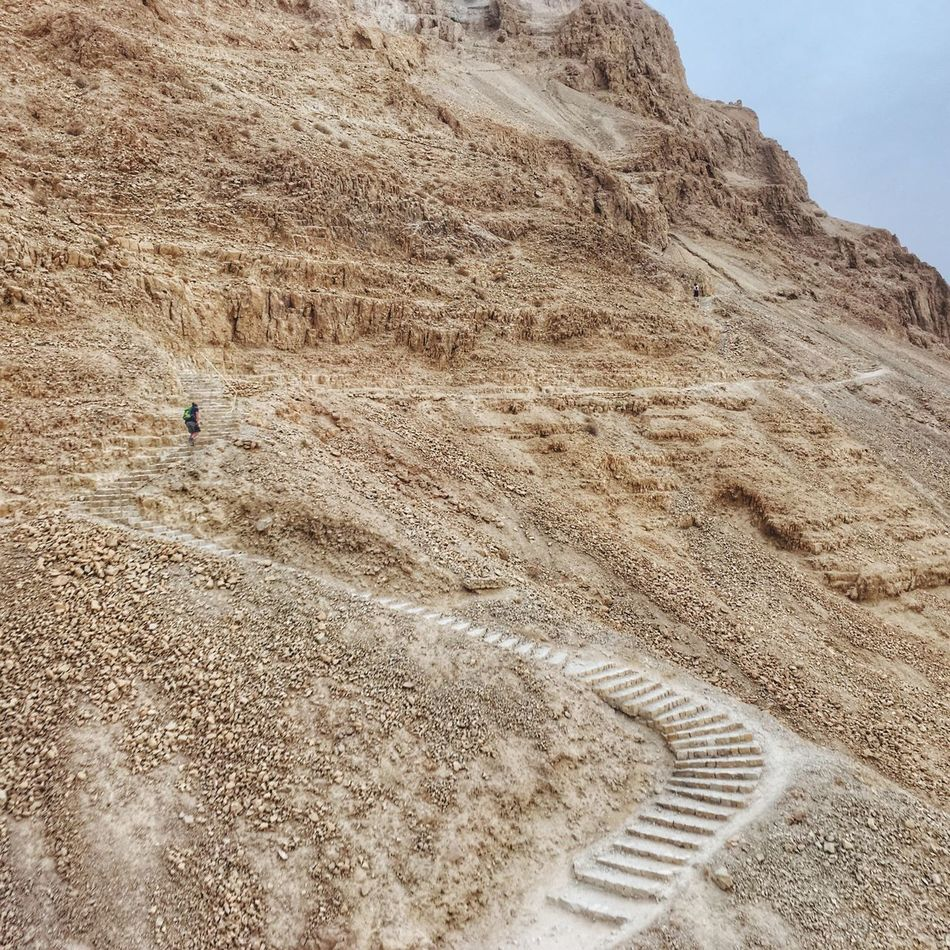 IPhoneography Travel Travel Photography People People Watching Masada Israel